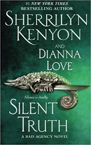 Silent Truth: Sherrilyn Kenyon, Dianna Love: 9781476798448 ...