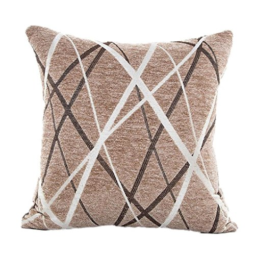 Pillow Cover Jiayit Decorative Throw Pillow Covers 18 X 18 i