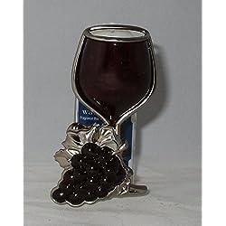Bath & Body Works Wallflower Fragrance Nightlight Plug Wine Glass