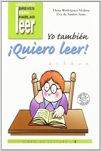 Yo También ¡quiero Leer! 2: Libro De Lectura Descargar PDF Ahora