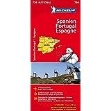 Spanien  Portugal (Michelin Nationalkarte)