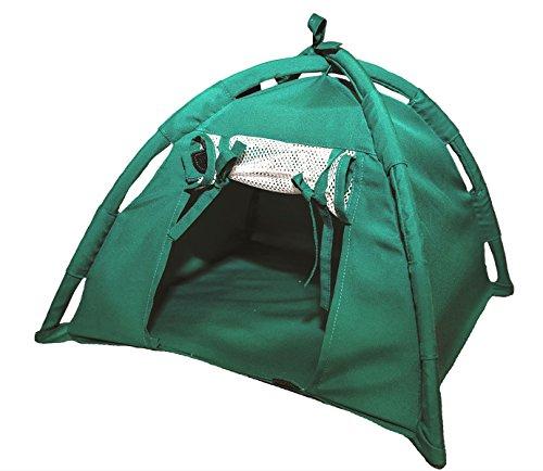 (Green Kids Club Doll Tent)