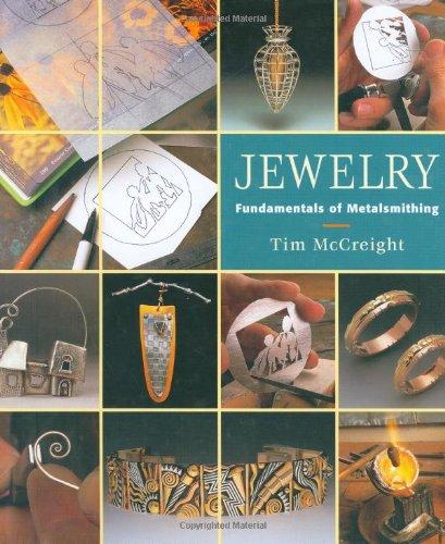 Jewelry: Fundamentals of Metalsmithing (Jewelry Crafts) (Lalo Jewelry)