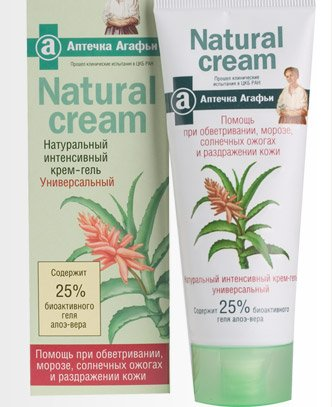 Natural Cream-Gel