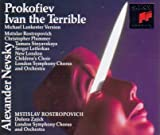 Prokofiev: Ivan the Terrible (Michael Lankester Version) by Sony Classical