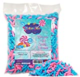 Best Hard Candy candy bar - Blue & Pink Hard Candy Banana Runts 2 Review
