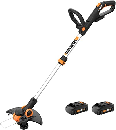 WORX PowerShare Cordless String Trimmer Edger - Best Cordless Lawn Edger