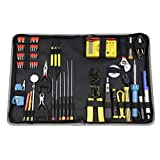LB1 High Performance Professional Computer & Electronic Repair Tool Kit with Digital Multimeter for Computers, PC, Laptops, TVs, Radios and Other Electronic Devices