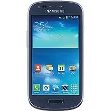 Samsung Galaxy S3 Mini - G730W - Pebble Blue, 8GB, New Unlocked, Android 4.2.2