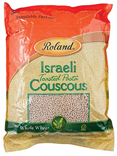 Roland Israeli Couscous, 5 Pound (Israeli Toasted Pasta)