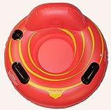 Tube Pro Red 44'' Premium River Tube with Backrest & Floor