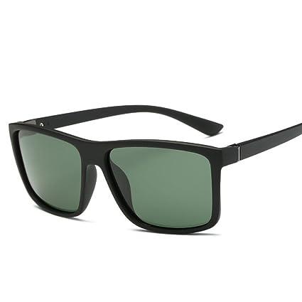 LUFA Plaza polarizadas de los hombres de la lente UV400 gafas de sol de conducción deportiva