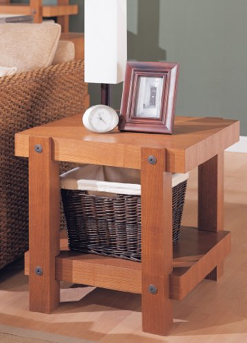 Organize It All Robust End Table
