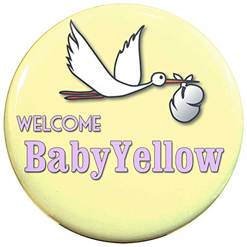 Buttonsmith%C2%AE CUSTOM Baby Shower Buttons product image