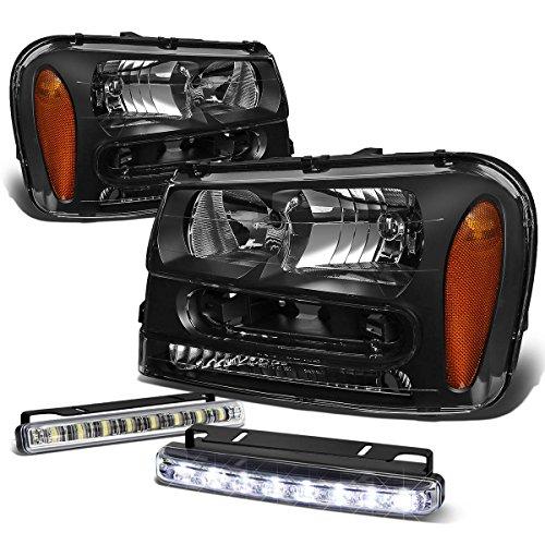 02 chevy trailblazer headlights - 5
