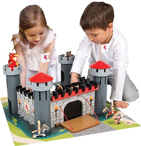 Alex Wooden Dragon Castle