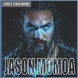 Photos of Jason Momoa Calendar 2021