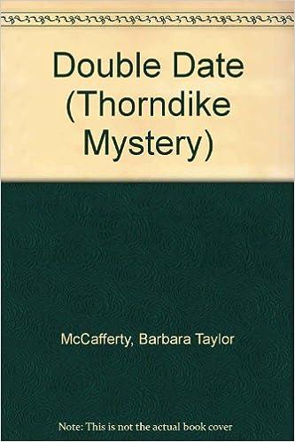 Double Date A Bert And Nan Tatum Mystery Barbara Taylor Mccafferty