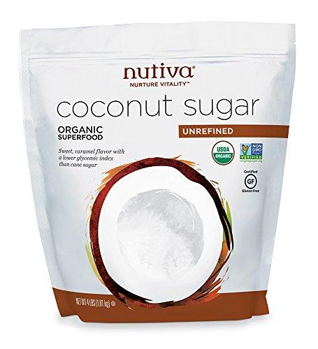 Nutiva Certified Organic Unrefined Granulated