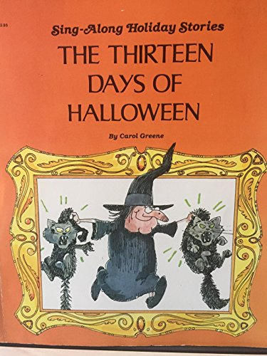 (The Thirteen Days of Halloween (Sing-Along Holiday)