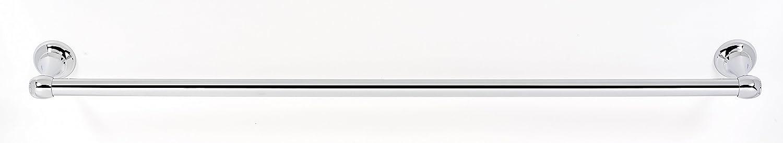 Alno Creations Royaleコレクション30インチタオルバー A6620-30-PC B00OZXLKKC光沢クロム