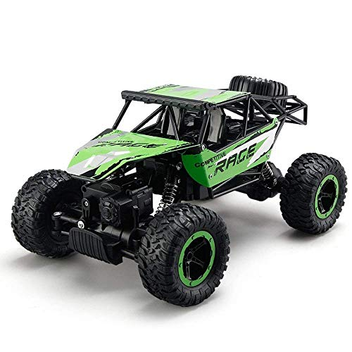 TOYEN Gordve Remote Control Cars, RC Rock Off-Road Vehicle 2.4Ghz 4WD Fast Speed Racing Cars -