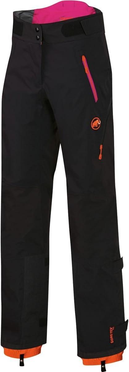 Mammut Mittellegi Pro Women's HS Pants 0001-黒 EU-34