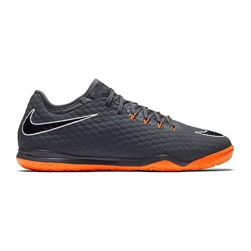 Nike Zoom Hypervenom Phantom X 3 Pro IC AH728, Botas de fútbol Unisex Adulto, Mehrfarbig (Indigo 001), 42 EU: Amazon.es: Zapatos y complementos