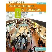 Sciences économiques & sociales 1re ES : Livre élève Grand Format May 4, 2011