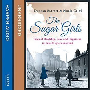 The Sugar Girls Audiobook