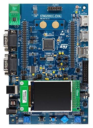 STM32091C-EVAL - Evaluation Board, MCU, 48MHz CPU, On-Board STLINK/V2-1, IrDA Transceiver, LCD (STM32091C-EVAL)