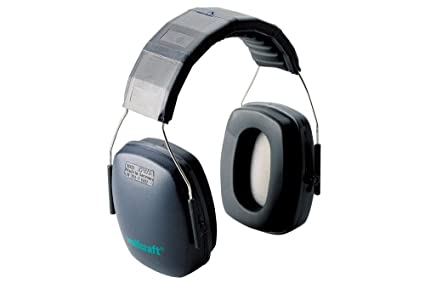 """Wolfcraft 4867000 - Cascos anti-ruido""""Profi"""", SNR 26 dB, DIN"""