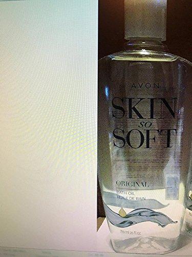 Skin Soft Bath Oil Original product image