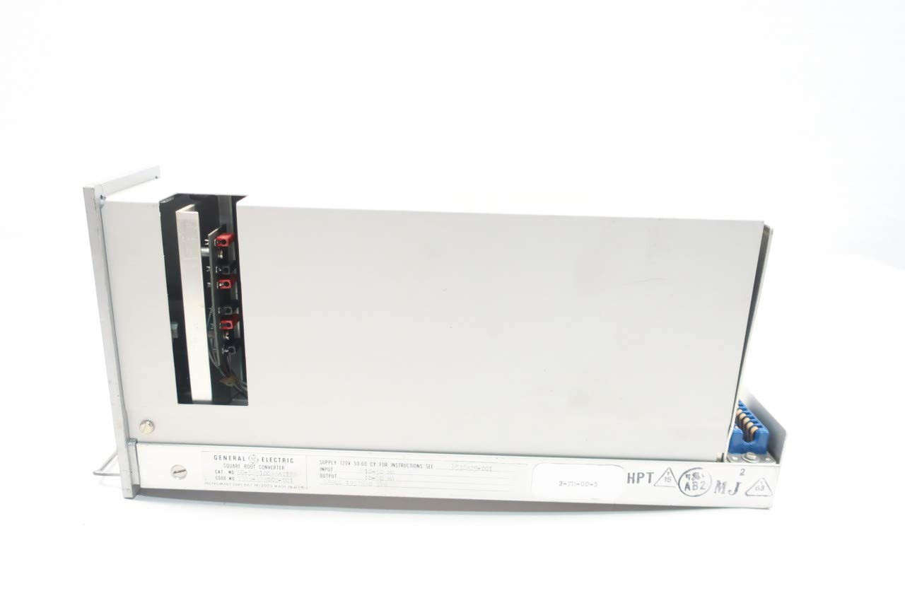 General Electric Ge 50-565100AAAC1-C Square Root Converter 120v-ac