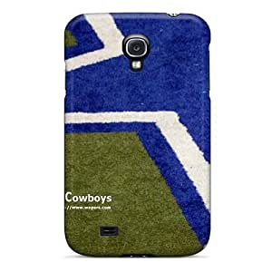 Hot ZGX981GWfO Case Cover Protector For Galaxy S4- Dallas Cowboys
