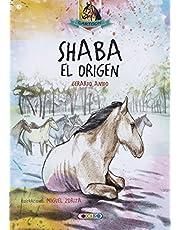 Shaba. El origen (Cartoon)