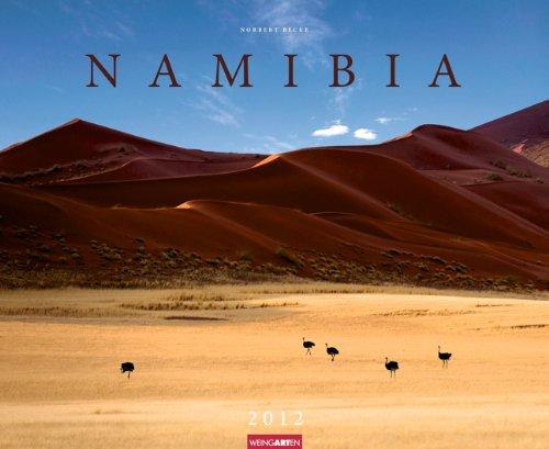 Namibia 2012 Kalender: Travel