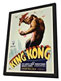 King Kong - 27 x 40 Framed Movie Poster