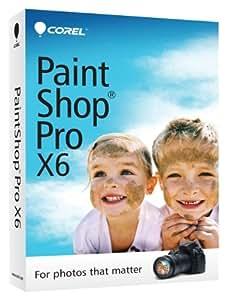Corel PaintShop Pro X6 (Old Version)