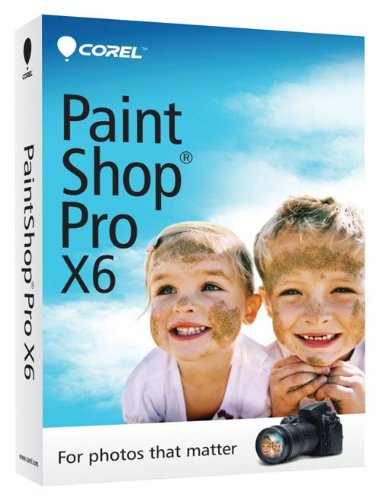 Corel PaintShop Pro Old Version