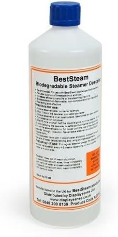 Biodegradable descalcificador para ollas de la ropa – Botella de 1 ...