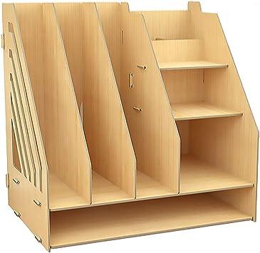 Color TOPO 3 niveles Estanter/ía de madera para habitaci/ón de ni/ño