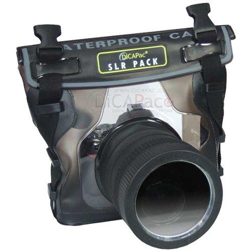 Waterproof Case for Nikon D40, D60, D90, D3000, D300S, D5000, Underwater Hous... by DiCAPac