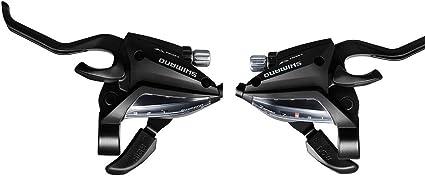 Shimano ST-EF500 Shift Lever Set ST-EF500 Shift Levers 4 Finger 3 x 7