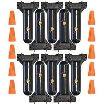 Amazon Com 100ft Roll 14 Gauge Solid Core Heavy Duty