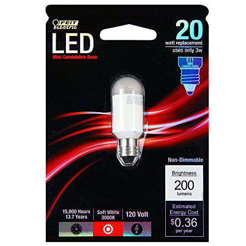 Feit Electric MC/LED 20 Watt Replacement LED Light Bulb, 200