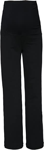 Happy Mama Women/'s Maternity Pants AVAILABLE IN 3 LEG LENGTHS 691p