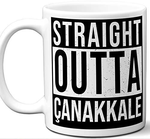 Çanakkale Turkey Souvenir Gift Mug. Unique