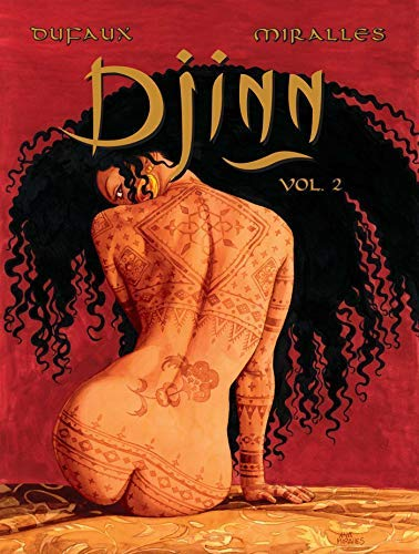 Pdf Graphic Novels Djinn, Vol. 2