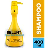 BBLUNT Full On Volume Shampoo for Fine Hair, 400ml
